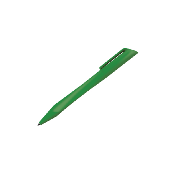 Promotional Plastic Pens Green Color