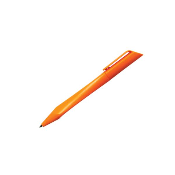 Promotional Plastic Pens Orange Color
