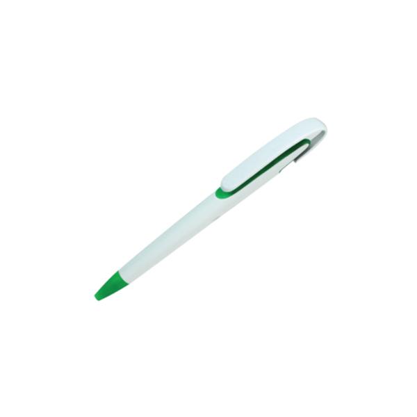 Plastic Pens Green Color