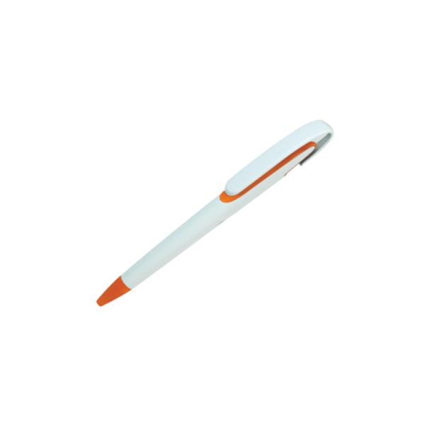 Plastic Pens Orange Color