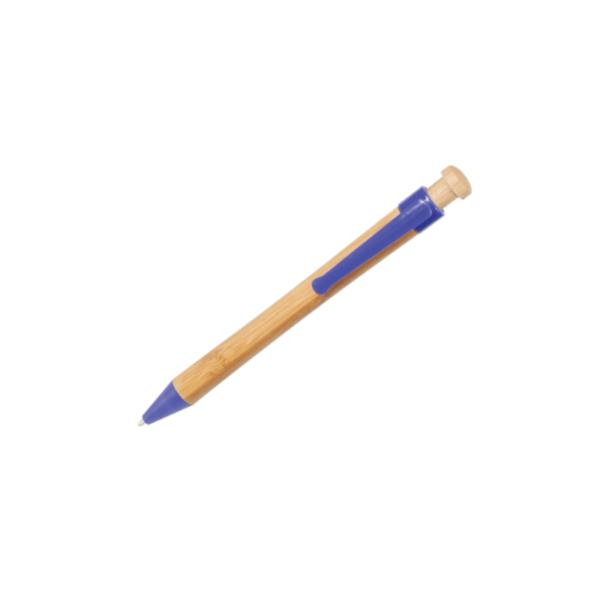 Bamboo Pen - Blue