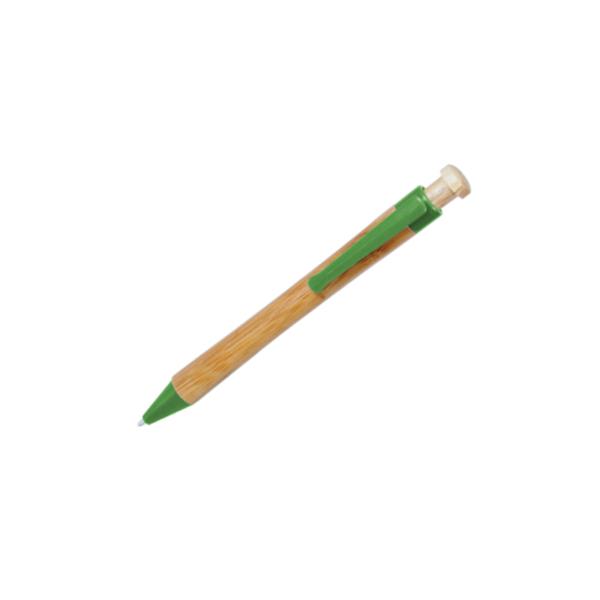 Bamboo Pen - Green