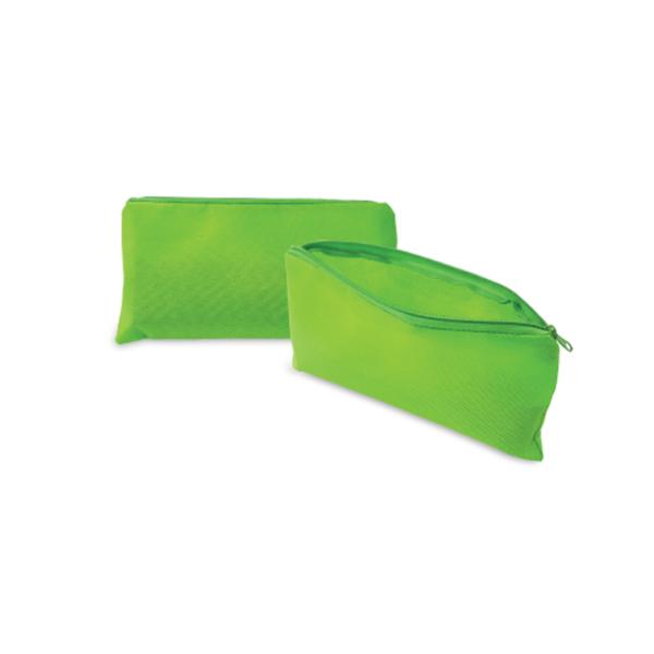 Children Gift Pencil Pouch Green