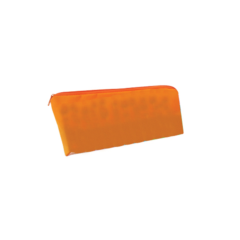 Children Gift Pencil Pouch Orange