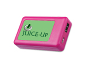 Power Bank - Magenta Color