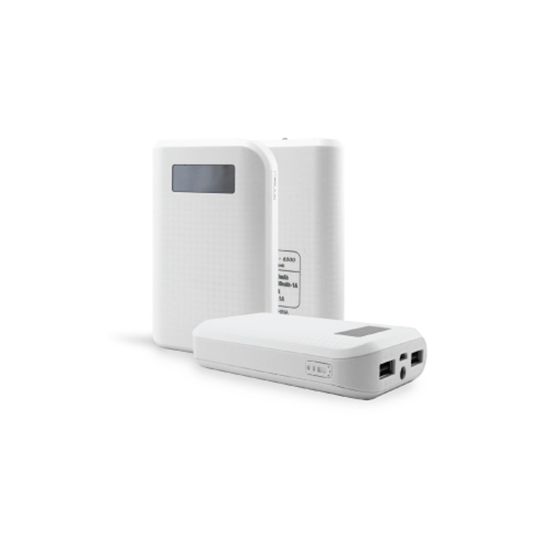 Power Bank - 6500 mAh