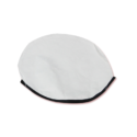 Car Sun Shade Cover – White with Black Border