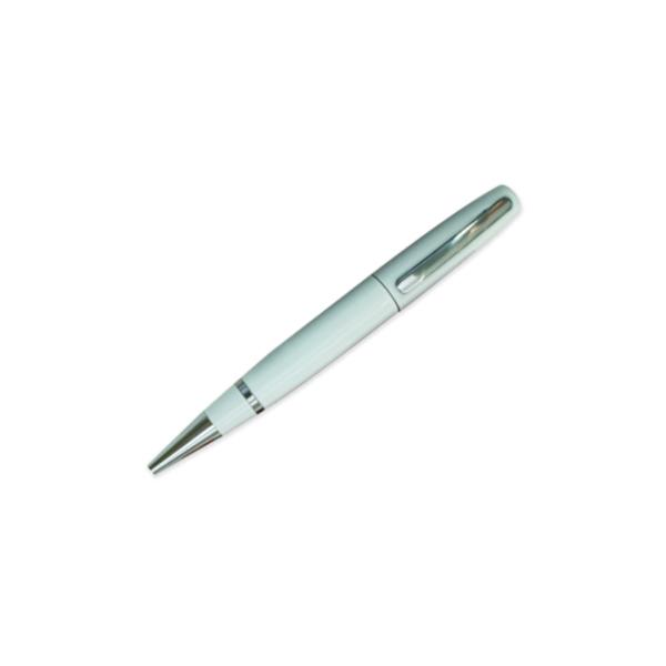 Pens USB Flash Drives 4GB White Color