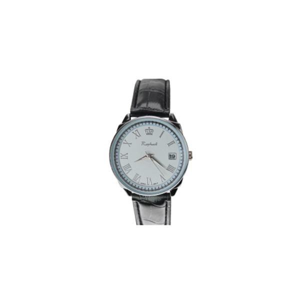 Gents Watches with Leather Band