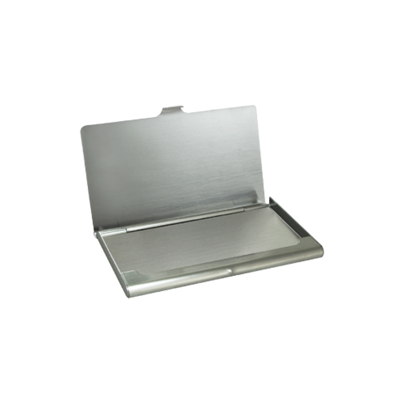 Steel Business Card Holder