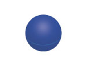 Antistress ball - Royal Blue