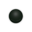 Antistress ball – Black