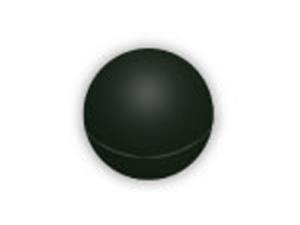 Antistress ball - Black