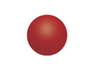 Antistress ball - Red