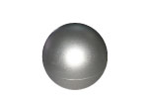Antistress ball - Silver
