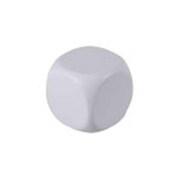 Antistress cube - White