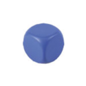 Antistress cube – Blue