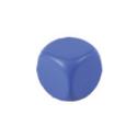 Antistress cube – Blue