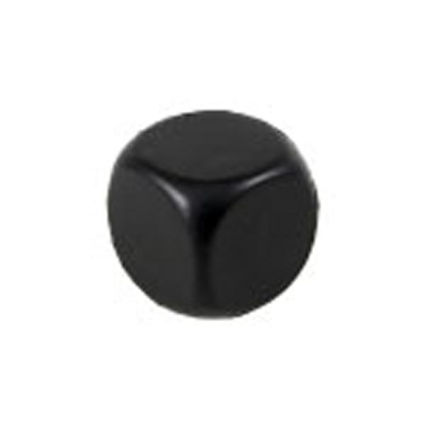 Antistress cube - Black