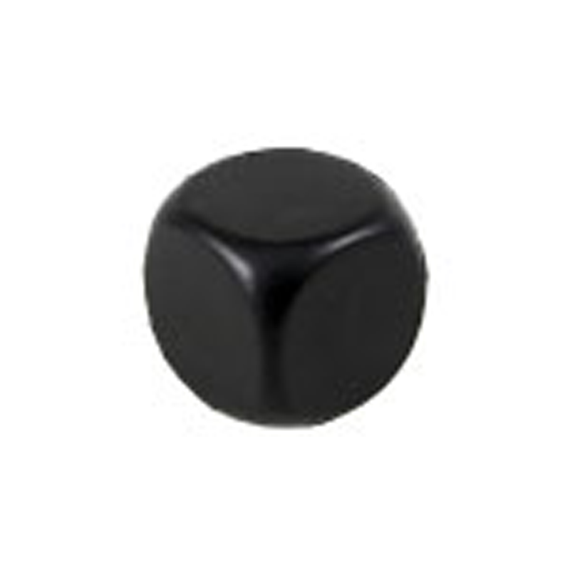 Antistress cube - Black