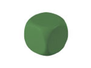 Antistress cube - Green Color