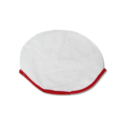 Car Sun Shade Cover – White with Red Border