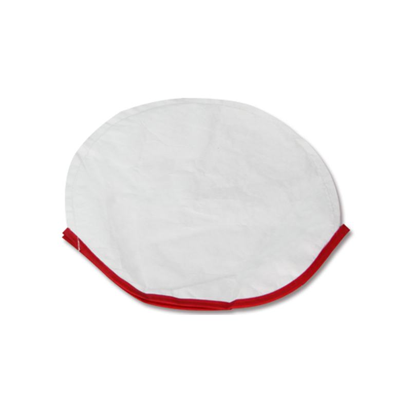 Car Sun Shade Cover - White with Red Border