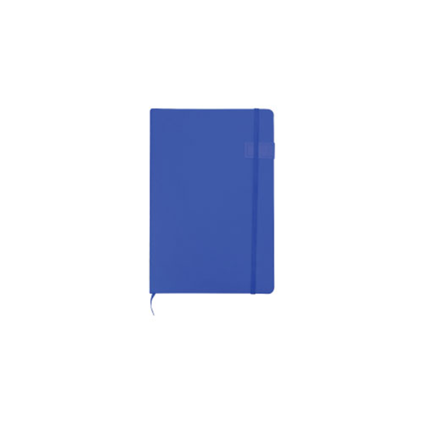 Notebook with USB Flash Chip Blue Color