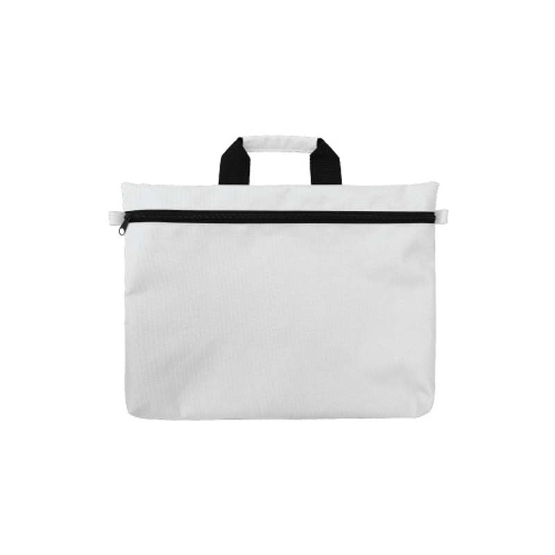 Promotional Document Bags - White Color