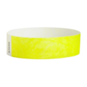 Tyvek Wristbands Yellow Color