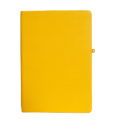 A5 Notebook, Professional Notebook Yellow, 192 Pages