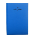 A5 Notebook, Professional Notebook with Sky Blue Textured , 160 Pages