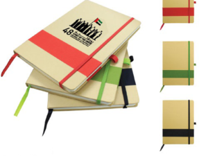 National Day A5 Eco Notebook