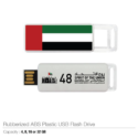 National Day ABS Plastic USB Drives
