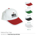 National Day Cotton Caps