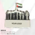 National Day Epoxy Badges