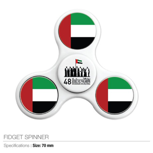 National Day Fidget Spinners
