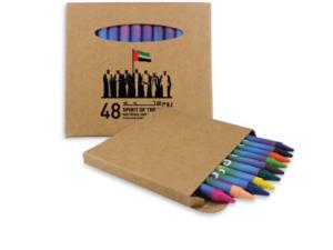 National Day Logo Crayon