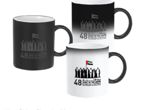 National Day Magic Color Changing Mugs