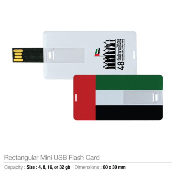 National Day Mini USB Flash Card 36