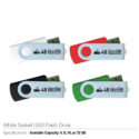 National Day Swivel USB Flash Drives