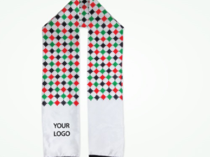 National Day UAE Flag Color Scarf
