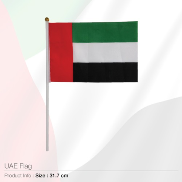 National Day UAE Flags