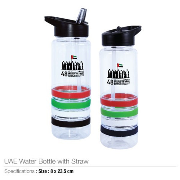 UAE Day Water Bottles