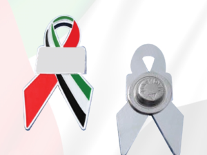 UAE Flag Ribbon Badges