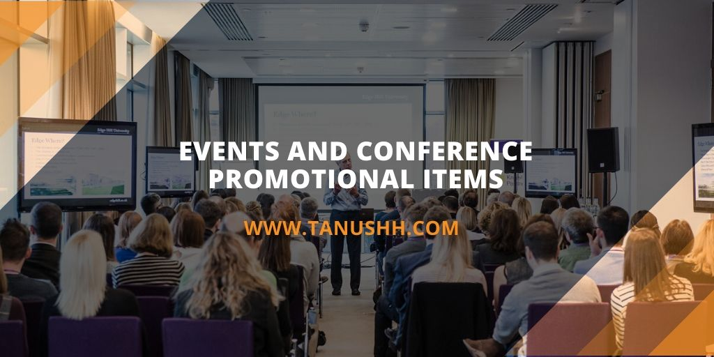 Events Promotional Items