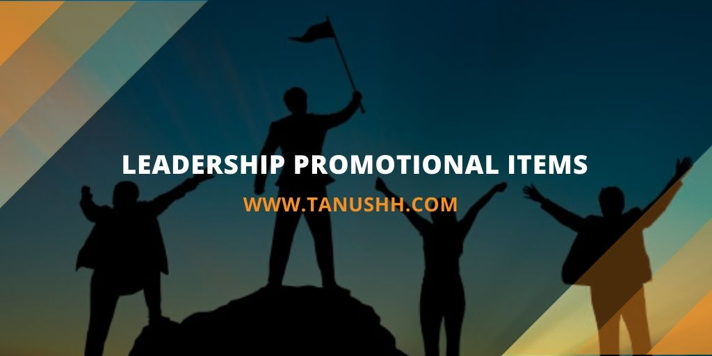 Leadership Promotional Items