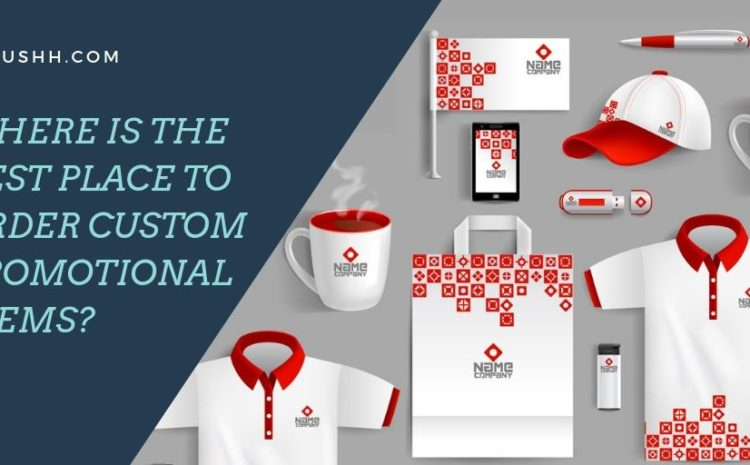 Custom Promotional Items