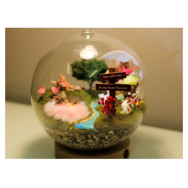 Customized Miniature Gift TCGB028