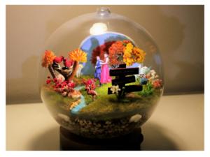 Customized Miniature Gift TCGB031